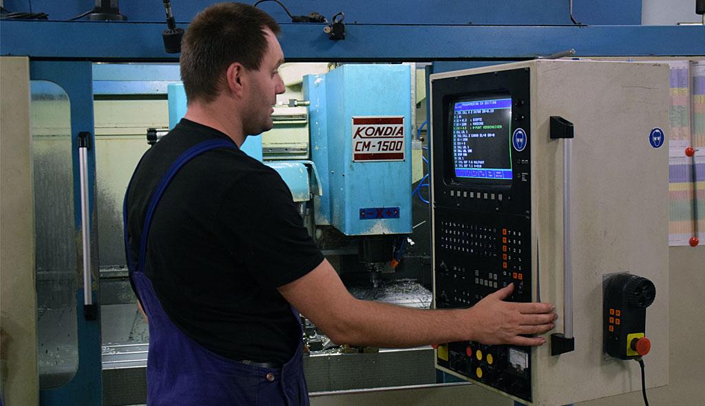 CNC Frezen - Smolders Verspaning